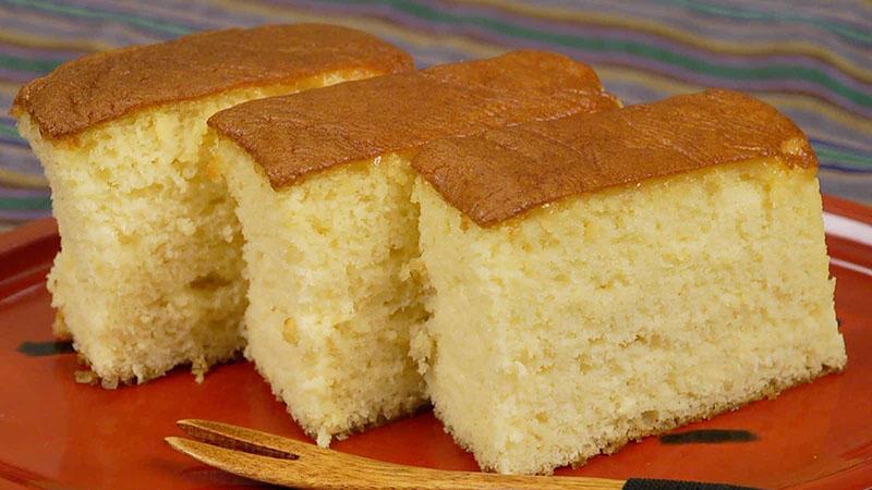 دستور پخت کیک پرتغالی