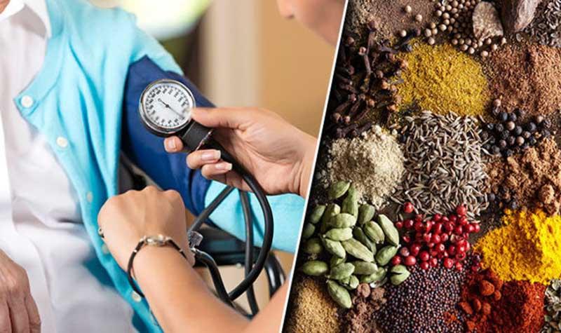 چه ادویه هایی باعث تنظیم فشار خون میشوند؟