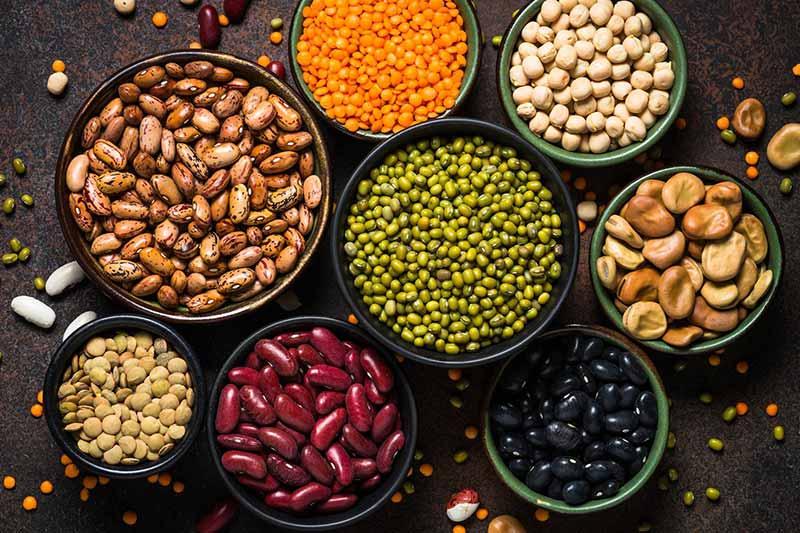 چگونه حبوبات و غلات خوشمزه تری داشته باشیم؟